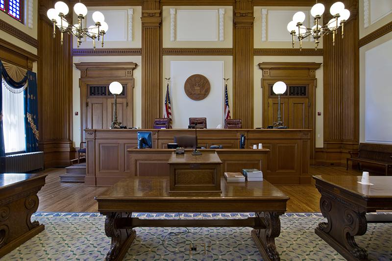 Orlando Family Courtroom